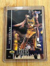 '97-'98 Upper Deck Kobe Bryant Starting Line-up SLU Lakers Card - #SL31 🐐