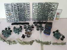 Ork Army, 1 Forgeworld Trukk 22 boyz, 3 Mek gunz Ghazghkull Thraka, painboy