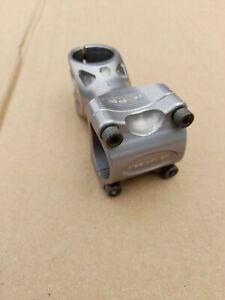 Hope Stem 70mm 0 degree rise. 11/8 steerer, 31.8mm handlebar