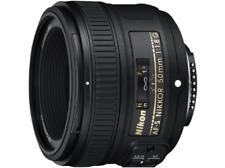Nikon AF-S NIKKOR 50mm F/1,8G Objetivo - Negro