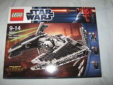 Lego Star Wars Sith Fury class interceptor 9500 new and sealed Darth Malgus