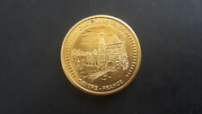 Médaille Souvenir Collection Européenne Château de Talcy