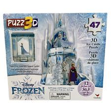 Disney Frozen 2 Childrens Puzzle 47 Piece 3D Hologram Puzzle Olaf Elsa Sealed