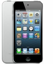 Apple iPod Touch 5th Generation MP3 Music Silver/Black 16 GB Front Facing Camera