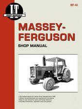 Iampt Shop Manual Massey Ferguson 3505 3505 3525 Amp 3545 Mf 44 Farmer Bobs