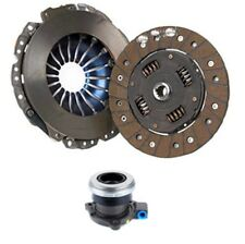 3Pc Clutch Kit For Opel Vectra Zafira A B C 1.6 1.8 F17 F18 Gearbox 1996 - 2005