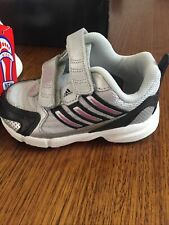 Toddler Adidas 017905 Hyperrun Usa Cf I Running Grey/Black/Violet Grey -Us 5