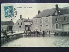 CPA 1908 Viabon rue des fains