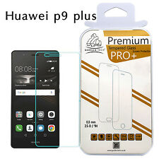 Huawei P9 Plus Genuine Gorilla Tech Brand Screen Protector Tempered Glass Film