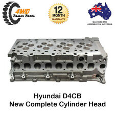 Hyundai I-Load I-Max D4CB New Complete Cylinder Head 4 Cyl 16v Diesel 2007 On