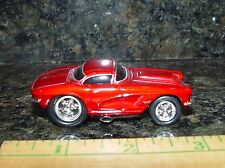 MM 1962 CHEVY CORVETTE CLASSIC SPORTS CAR RUBBER TIRE LIMITED EDITION