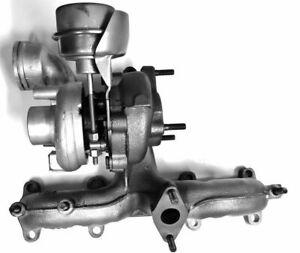 Turbocharger VW Polo IV 1.9 TDI 130Hp BLT 038253014V 54399880016 + Gasket kit