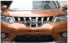 13-16 Nissa Xtrail X-trail T32 3rd Rouge SUV Front Mesh Radiator Grille Grill