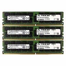 PC4-17000 Micron 48GB Kit 3x 16GB HP ProLiant WS460c BL460c WS460c Memory RAM