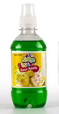 330Ml ácido Apple concentrado Jarabe como Para Hacer Granizados En Casa Puppy,