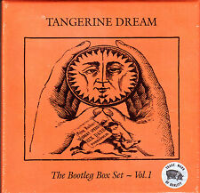 TANGERINE Dream The Bootleg Box Set volume 1 7cd NUOVO OVP/SEALED
