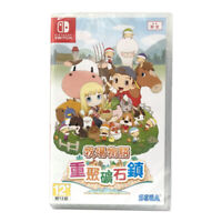 Story of Seasons Friends of Mineral Town Nintendo Switch Chinese Sealed
