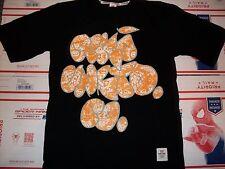 ECKO UNLTD. Peach Logo Graphic CLASSIC T Shirt M SUPER NICE HUGE $7 T SHIRT SALE