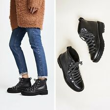 New $650 Rag & Bone Women's Black Compass Boots II Size: US 6 EUR 36