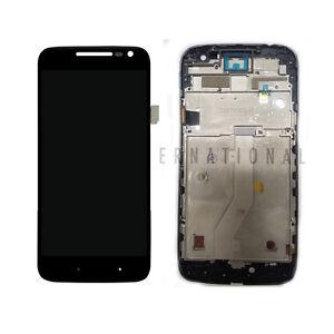 Motorola G4 Play XT1607 XT1609 LCD Digitizer Touch Screen Frame Assembly USA