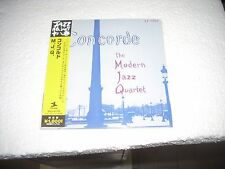 THE MODERN JAZZ QUARTET  - CONCORDE - JAPAN CD MINI LP