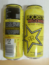 1 FULL Energy Drink, Pfandlogo,500ml == Rockstar Recovery ==RARITÄT,discontinued