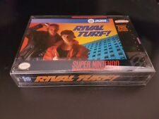 Rival Turf [SNES] [Super Nintendo] [1992] [Brand New Factory Sealed!]