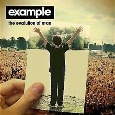EXAMPLE The Evolution Of Man CD NEW