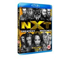 Official WWE - NXT Greatest Matches Volume 1 - 2 Disc Blu-Ray Set