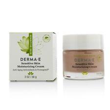 NEW Derma E Sensitive Skin Moisturizing Cream 56g Womens Skin Care