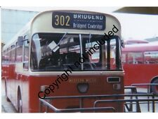 BUS PHOTO: WESTERN WELSH LEYLAND LEOPARD 1525 XBO525K
