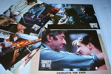 serge gainsbourg CHARLOTTE FOR EVER ! jeu de 15 photos cinema   ;m