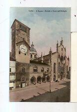bella cartolina colorata 1912 di como perfetta lago di