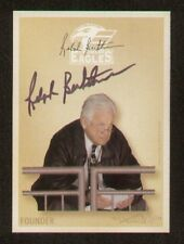 Ralph Backstrom signed autograph Hockey Trading Card