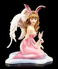 Ange Figurine - Sexy Aphra avec lapin - Lapin elfe fée rose rose fée fantasie