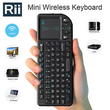 Rii X1 Mini Wireless Keyboard + Mouse Touchpad for Smart Tv Android TV Box PS4