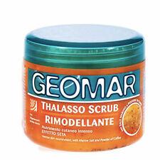 GEOMAR THALASSO SCRUB RIMODELLANTE EFFETTO SETA 600 G