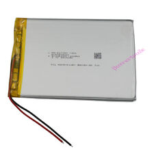 3.7V 3500mAh  Rechargeable Polymer Li battery For Tablet PC PSP iPAQ ipod 427093