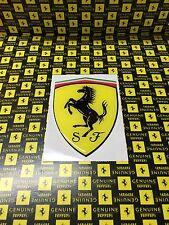 Genuine Ferrari Resin Shield Sticker 95992903