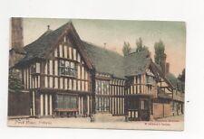 Porch House Potterne 1905 Postcard 431a