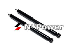 GAS SHOCK ABSORBERS PAIR REAR FOR ISUZU GEMINI TX TC TD TE TF TG SEDAN COUPE