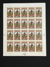 U.S: #4341 42¢ TAKE ME OUT TO THE BALL GAME MINT SHEET/20 NEVER HINGED OG