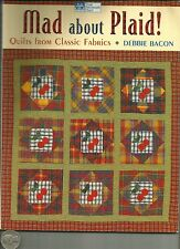 Mad about Plaid: 8 Quilts from Classic Fabrics -That Patchwork Place