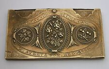 More details for antique victorian w. avery of redditch revolving needle case