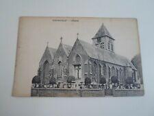 (Belgium) RENINGHELST - L'EGLISE - Vintage Postcard §E1314