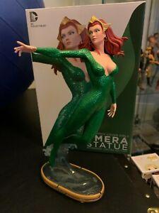 DC Comics Cover Girls Mera Statue 1931/5200 Repaired Fingers