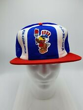 Vintage LA Los Angeles 1984 Olympics Sam The Eagle Trucker Snapback Hat Cap NWOT