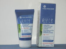 PURE SYSTEM SET X 2 (PORE CLEARING MASK 50 ml+ STOP BLEMISH LOTION 40 ml.) NEW!