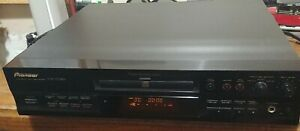 Pioneer PDR-555RW Compact Disc Recorder Shop tested