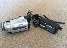 Sony Mini DV Digital Handycam Camcorder - TRV18E - Also Takes Memory Cards